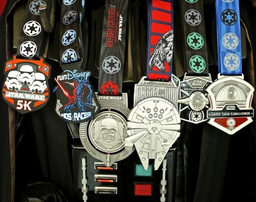 Star Wars Medals