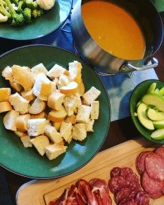 beer cheddar cheese fondue