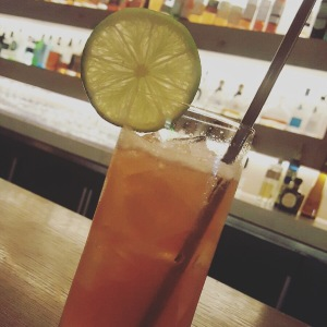 darkslide - craft cocktail