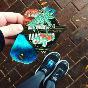 #celebrationhalf BLING